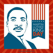 Martin Luther King, Jr. Day - No School