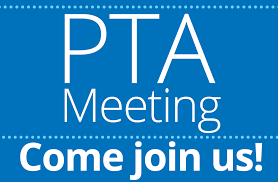 PTA Meeting on Wednesday, April 10th