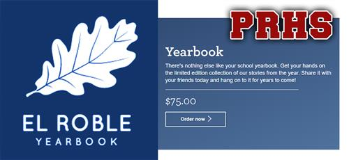 El Roble Yearbook Paso Robles HS