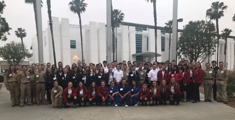 SkillsUSA Students Advance to Nationals