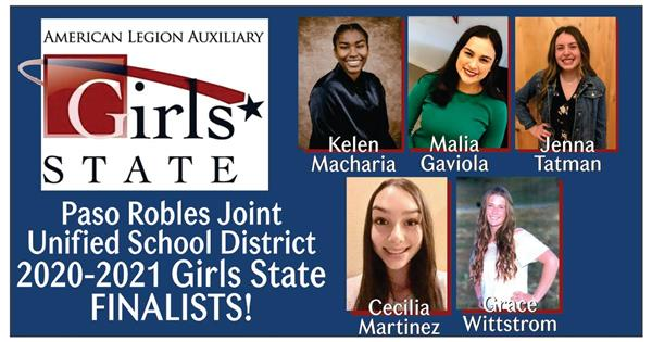 5 Bearcat FINALISTS for 2021 Girls State