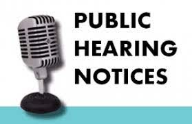 Public Hearing - Seeking a Waiver from the State Board of Education