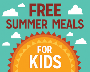 Free Summer Meals for Kids!