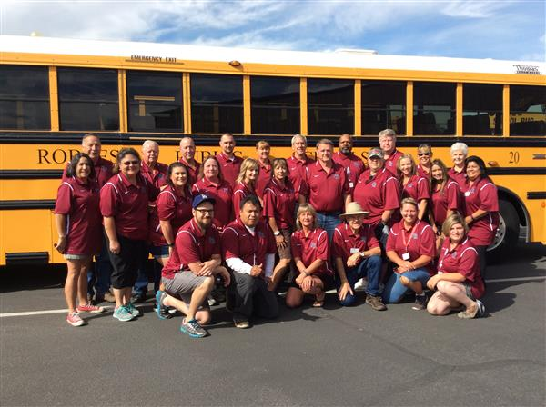 Become a Bus Driver in PRJUSD!